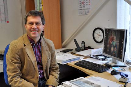 Herr Dittrich, Küchenplaner seit 1990